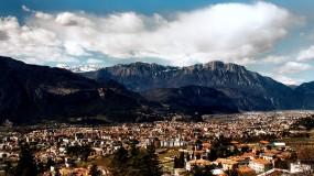 Panorama di Trento